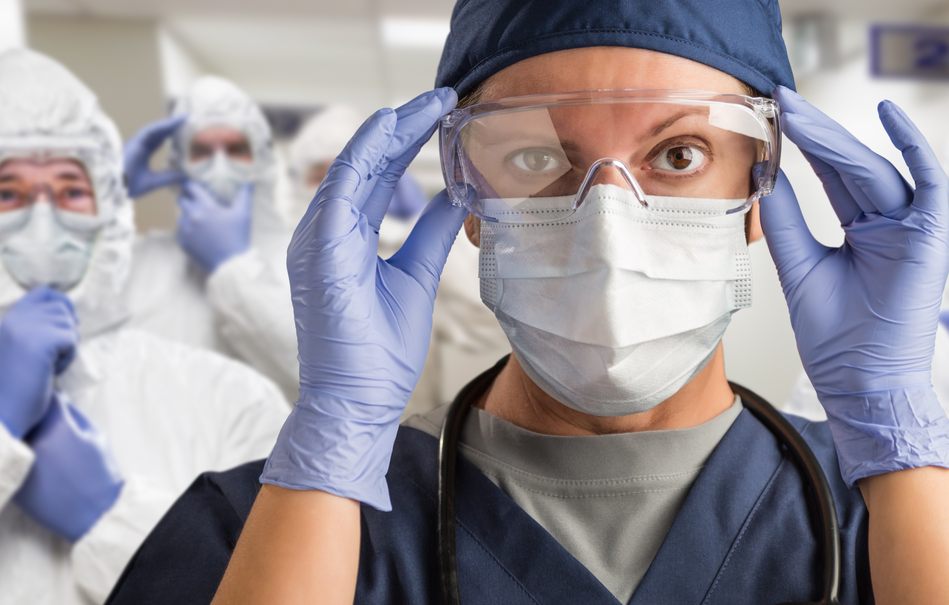 UNLV Engineers Fabricate PPE for Local Medical Community