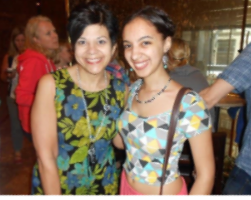 Dr. Talia Torres and Dr. Marlene Wust-Smith